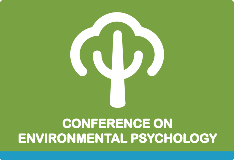 Logoen til Conference on Enivornmental Psychology