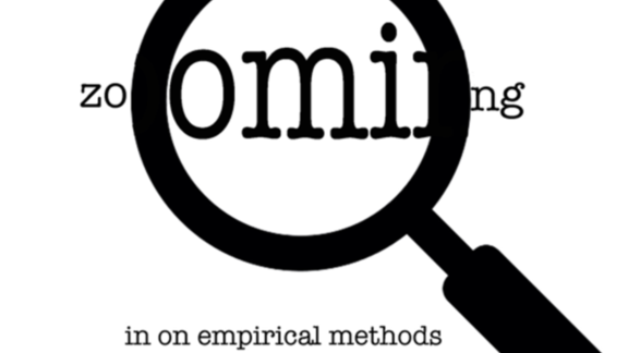 Zooming in on empirical methods in metaphor research