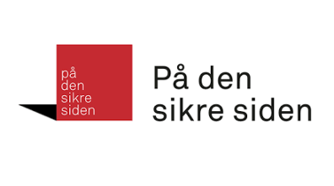 Logo for Sikresiden.no, web-page for crisis prevention and other crisis related information
