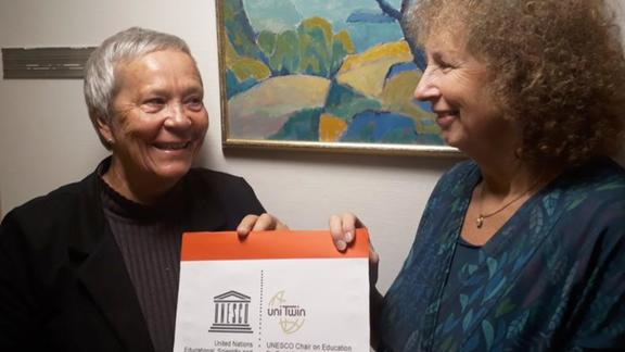 INN University awarded UNESCO Chair for Sustainable Development