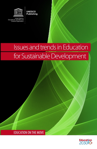 Front Issues and trends in Education for Sustainable Development