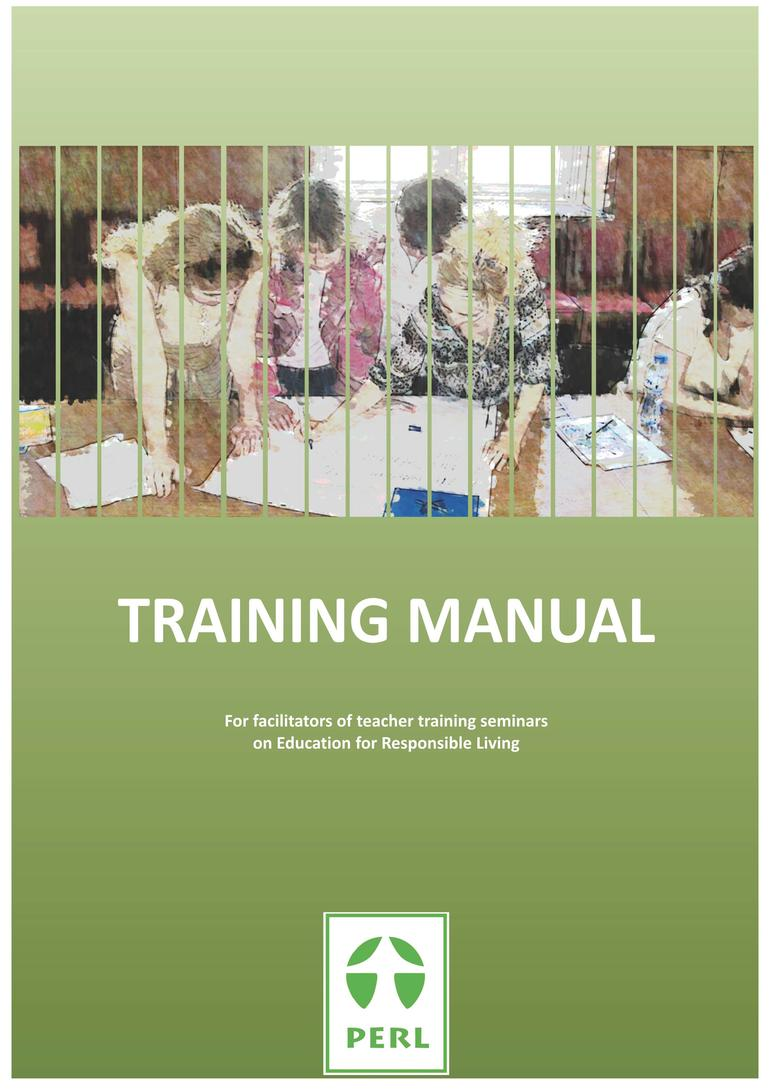 Training Manual front