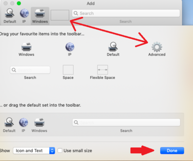 Install printer on Mac / Printing / IT for students / For