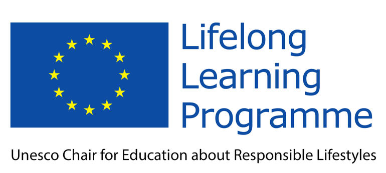 Lifelong Learning Programme - Unesco Chair for Education about Responsible Lifestyles (002)