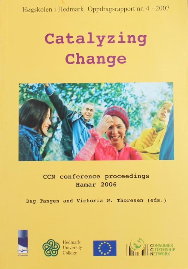 2006 Catalyzing change