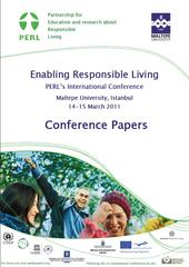 2011 Enabling responsible living. front page