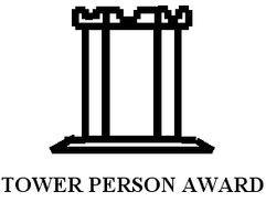 Tower person award