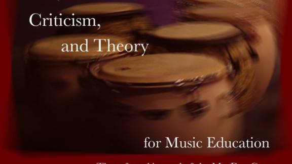 Professors serve as guest editors of 'Action, Theory, and Criticism for Music Education'
